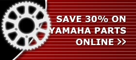Save 30% on Yamaha Parts